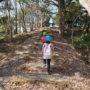 【子供と登山】近所の裏山でもラーメン持って行けば120%楽しめるよ